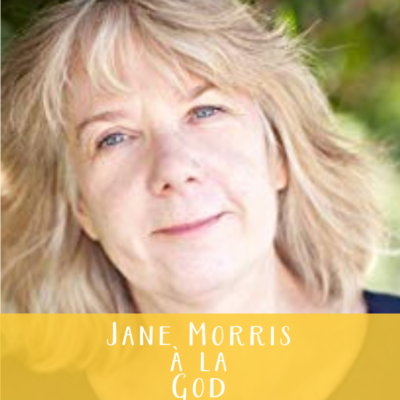 Jane Morris as God